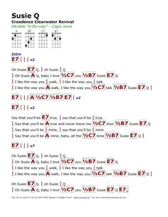 Guitar Chords And Lyrics, Guitar Chords For Songs, Guitar Sheet Music, Guitar Chord Chart, Ukulele Tabs, Guitar Lessons, Just Lyrics, Song Lyrics, Song Sung Blue