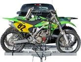 motorcycle carrier - http://www.motorcyclemaintenancetips.com/trailerhitchmountedmotorcyclecarriers.php