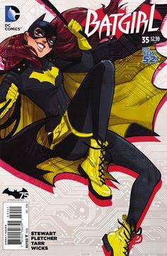 Batgirl Vol 4 #35 Cover C Incentive Babs Tarr Variant Cover