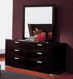 Zoe White Lacquer Oval Dresser With Mirror Might Work Without Mirror Women 39 S