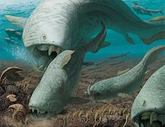 8 Prehistoric Creatures Ripped Directly from Your Nightmares | Cracked.com