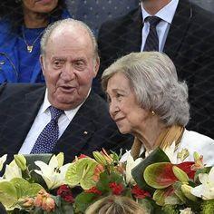 Don Juan Carlos y doña Sofía, juntos de nuevo en el Mutua Open de Madrid Funeral, Rafa Nadal, Spanish Royalty, Spanish Royal Family, Don Juan, Reyes, Magdalena, Madrid, Margarita