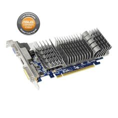 Asus Nvidia Geforce Gt 210 1Gb Pci-Express Pcie Dvi/Vga Video Card With Low Profile Bracket, Model En210 Silent/Di/1Gd3/V2(Lp)-by-Asus by Asus. $53.06. Memory Clock 1200 MHz ( 600 MHz DDR3 ). RAMDAC 400 MHz. Memory Interface 64-bit. Resolution D-Sub Max Resolution: 2560x1600. DVI Max Resolution: 2048x1536. Interface D-Sub Output: Yes x 1. DVI Output: Yes x 1 (DVI-I). HDMI Output: Yes x 1. Software ASUS Utilities & Driver. Low Profile Bracket Bundled Yes ( 1 slots x 2 ). D...