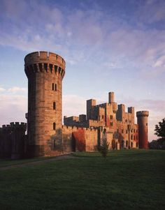 Penrhyn is an enormous century neo-Norman castle that sits between Snowdonia and the Menai Strait. Wales Beach, Norman Castle, Damp Proofing, Welsh Castles, Visit Wales, All Family, Family Trees, Fantasy House, Snowdonia