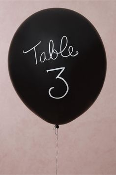 product   Chalkboard Balloon Kit from BHLDN