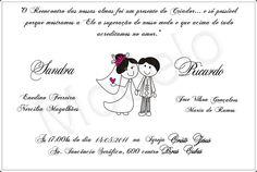 Layout De Textos Para Convites De Casamento Convites Modelos