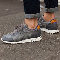 Asics Tiger Shoes Grey