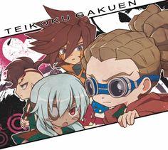 Inazuma Eleven ~ Royal Akademy