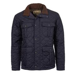 New for 2016 Barbour Explorer Quilted Jacket - Navy Barbour Mens, Heritage Brands, Quilted Jacket, Fashion Forward, What To Wear, Winter Jackets, Urban, Suits, Navy