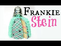 Frankie Stein Monster High Doll Cake - CAKE STYLE - YouTube