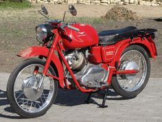Kívánatos hatvanas - Moto Guzzi Lodola Gran Turismo 235 (1963)-veterán teszt