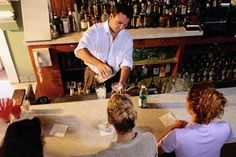 How about we take a free mixology course and sample our work?