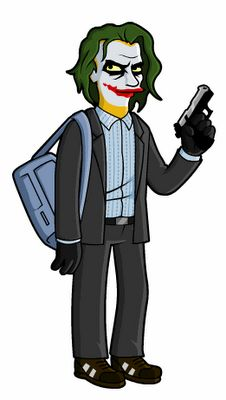 Bank Robber Joker