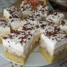 Krispie Treats, Rice Krispies, Tiramisu, Cheesecake, Ethnic Recipes, Food, Kari, Cheesecakes, Essen