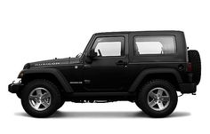 Black Jeep Rubicon, this is all I've ever wanted out of life.