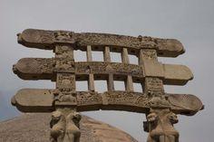 印度古代雕刻的瑰寶——桑奇大塔