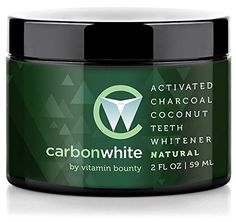 Carbonwhite - Activated Charcoal Teeth Whitening Natural