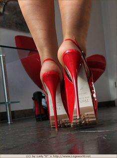 Head over Heels: Photo Extreme High Heels, Very High Heels, Hot High Heels, Platform High Heels, High Heel Boots, Pantyhose Heels, Stockings Heels, Sexy Legs And Heels, Stiletto Shoes