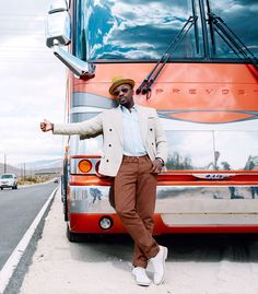 """Esquire: Anthony Hamilton """"Home by Five"""". Click through to read."""