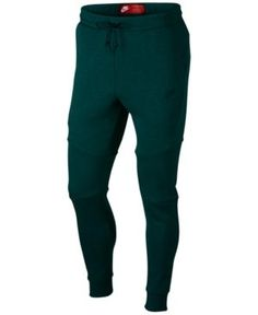 Nike Men's Tech Fleece Joggers - Green 2XL