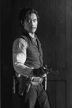 Byung-hun Lee in The Magnificent Seven Magnificent Seven 2016, Lee Byung Hun, Movie Makeup, Storm Shadow, Into The West, About Time Movie, Figure It Out, Character Inspiration, Movie Stars