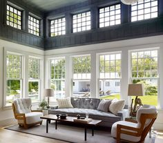 A Modern Shingle-Style Hamptons Home That Fits the Whole Family Photos | Architectural Digest