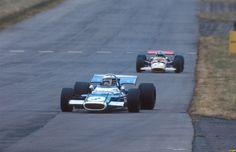 Jackie Stewart  Matra MS80 - GP de Gran Bretaña 1969 (Silverstone)