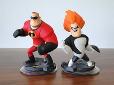 disney interactive InfINity figures: mr. incredible, syndrome (2013) · photo ©2013 jeff pidgeon | Flickr - Photo Sharing!