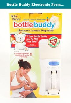 Bottle Buddy Electronic Formula Dispenser Case Pack 4. Making parents lives that little bit easier, the Bottle Buddy is a unique electronic formula dispensing product which accurately counts a pre-set amount of powdered infant formula into a baby;s bottle.Using Bottle Buddy to make up a feeding is convenient, quick and easy to use and most importantly, it saves time and ensures that every bottle contains the right amount of formula every time. Eliminates the risk of contamination, human...