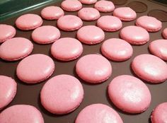 Macarons, Food And Drink, Smooth, Cooking, Cake, Pastry Chef, Kitchen, Kuchen, Macaroons