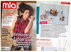 Revista Mia Cover, Printing Press, Journals, Girls, Slipcovers
