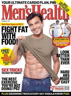 Men's Health India  Magazine - Buy, Subscribe, Download and Read Men's Health India on your iPad, iPhone, iPod Touch, Android and on the web only through Magzter