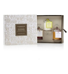 These Glasshouse candle 'Gourmand' miniatures smell so yummy they're like petits fours for your house. Mmmm-mm...