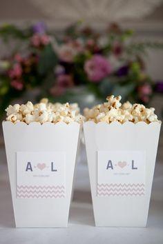 #Popcorn #pink #vintage