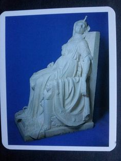 Edmonia Lewis,1845/45-after 1911 The Death of Cleopatra, carved 1876