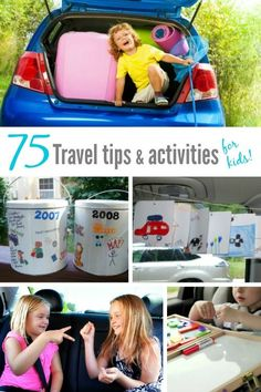 75+ travel tips & activities for