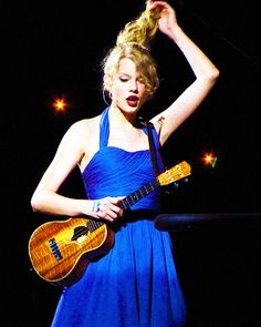 Speak Now World Tour.
