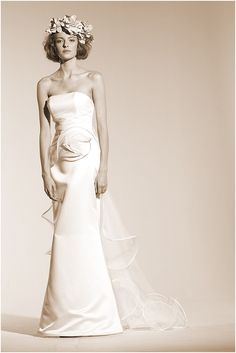Naration by Suzanne Ermann on French Wedding Style, see more http://www.frenchweddingstyle.com/suzanne-ermann-wedding-dresses-pre-2015-collection/