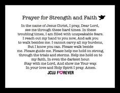 Discover and share Prayers For Healing And Strength Quotes. Explore our collection of motivational and famous quotes by authors you know and love. Faith Prayer, My Prayer, Strength Prayer, Prayer Room, Christian Prayers, Christian Quotes, Prayer Quotes, Spiritual Quotes, Biblical Quotes