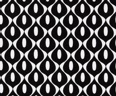 Tissu noir et blanc patchwork Riley Blake Mod studio formes geometriques : Tissus pour Patchwork par la-foire-aux-tissus