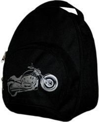 Biker Backpack from Four Peas