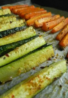 Best way to cook zucchini and carrots. AMAZING!