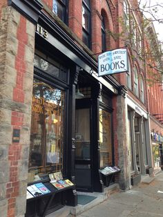 thebookblend:  West Side Book Shop: This is my favorite used book shop located in beautiful Ann Arbor, Michigan! I could seriously stay there for hours looking through all the rooms.