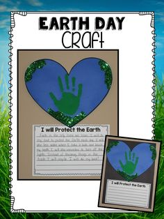 Earth Day Craft & Writing
