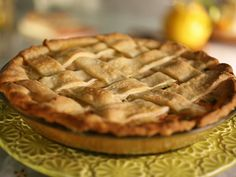 Mama's Chicken Pie. Get this recipe from the Kimberly's Simply Southern episode on GAC >> http://www.greatamericancountry.com/living/food/mamas-chicken-pie?soc=pinterest