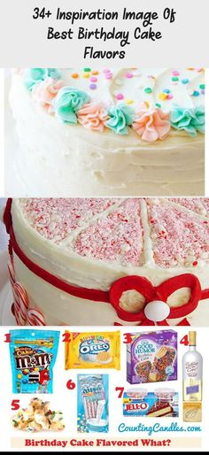 Inspiration Image of Best Birthday Cake Flavors . Best Birthday Cake Flavors Diy Wedding Cake Best Photos Page 5 Of 5 Cakescupcakescookies Birthday Cake Protein Bars, Milk Bar Birthday Cake, Birthday Cake Cheesecake, Ice Cream Birthday Cake, Birthday Cake Flavors, Birthday Desserts, Oreo Cake, Cool Birthday Cakes, Vegan Wedding Cake