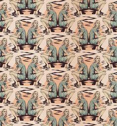 MARGOT pattern 2 by JTO