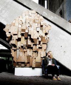 wow! more here: http://cargocollective.com/ninalindgren#207747/Cardboard-Heaven