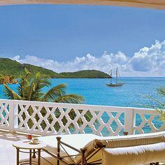 Antigua: Curtain Bluff. Top Resorts