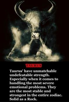 Doesn't feel that way. But then I don't know the how the pain would feel if I was not a Taurus!